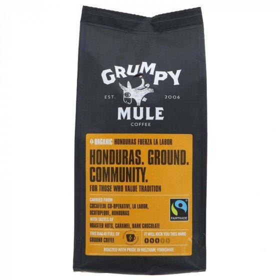 Grumpy Mule Honduras La Labor Ground Coffee 227g