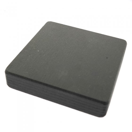 Hellion Toys plastic-free wooden chalking cube on a white background