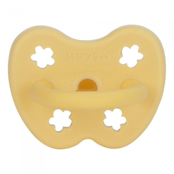 Hevea Orthodontic Banana Pacifier 3-36 Months