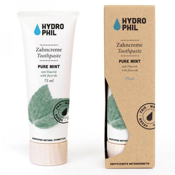Hydrophil Pure Mint Toothpaste 75ml