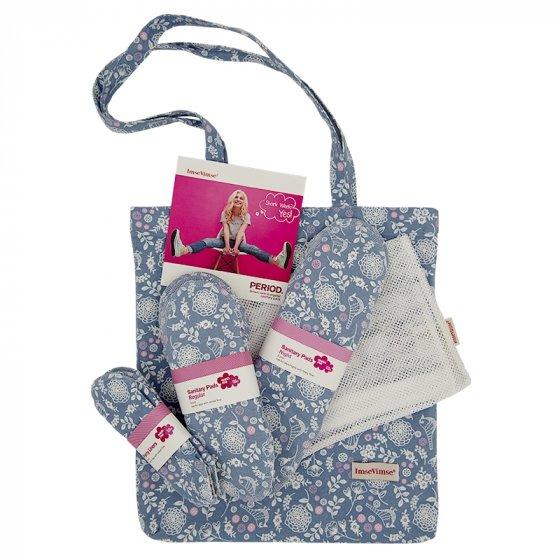 Imse Cloth Pad Starter Kit - ImseVimse Garden