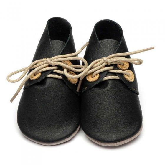 Inch Blue Black Tan Shoes