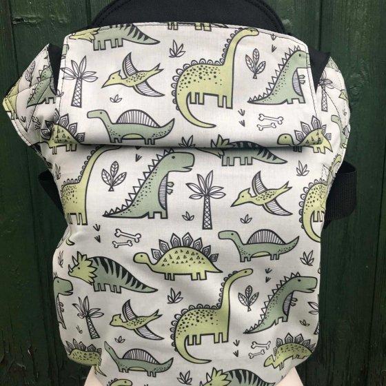 Integra Size 1 Dino Shorter Strap Baby Carrier