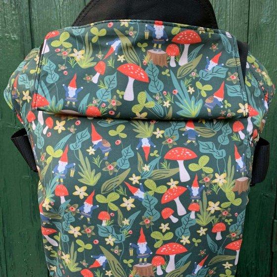 Integra Size 1 Gnomes Shorter Strap Baby Carrier