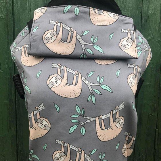 Integra Size 2 Sloth Regular Strap Baby Carrier