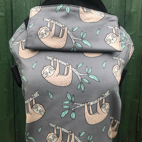 Integra Size 2 Sloth Shorter Strap Baby Carrier