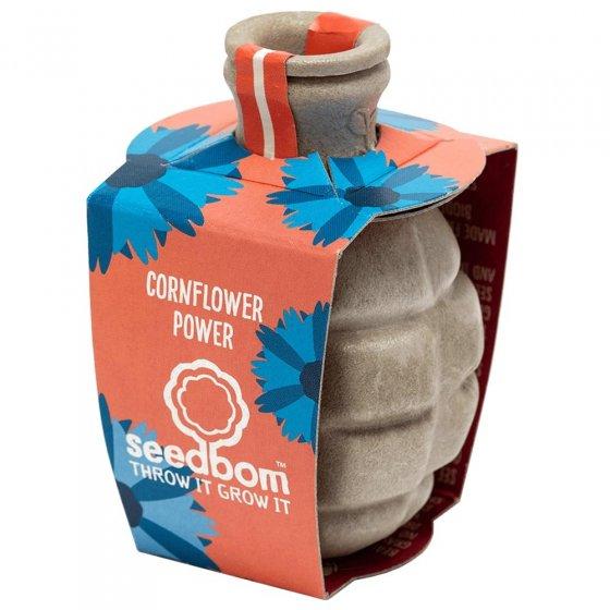 Kabloom Cornflower Power Seedbom