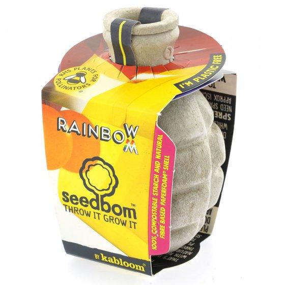 Kabloom Rainbow Seedbom