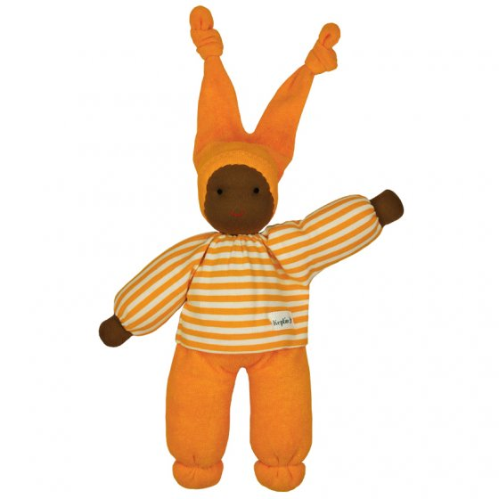 Keptin-Jr Orange Organic Rag Doll