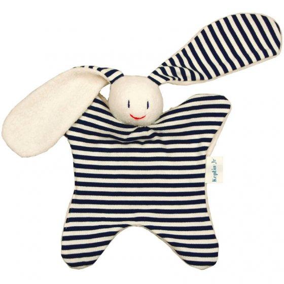 Keptin Jr 'Doggo' Stripe Comforter - blue