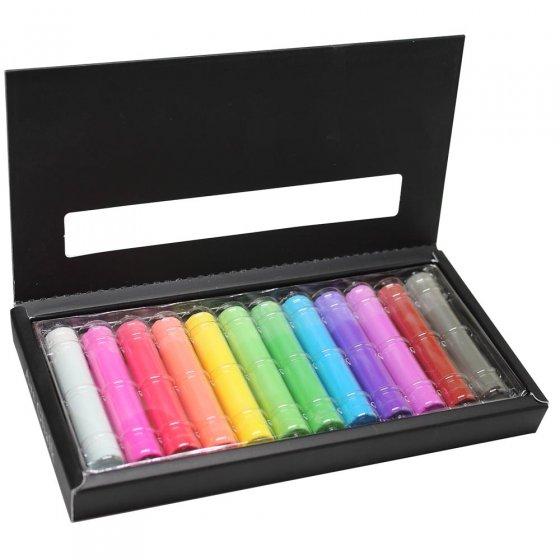 Kitpas Rikagaku 12 Coloured Art Chalk