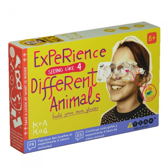 Koa Koa Build Animal Vision Glasses