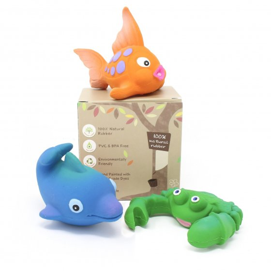 Lanco Ocean Bath Toy Set