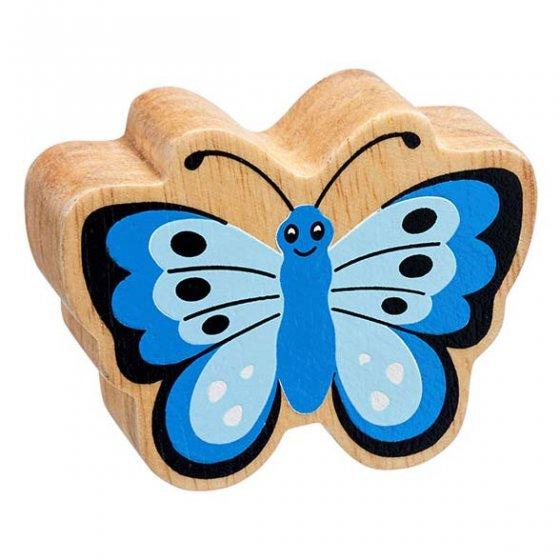 Lanka Kade Blue Butterfly