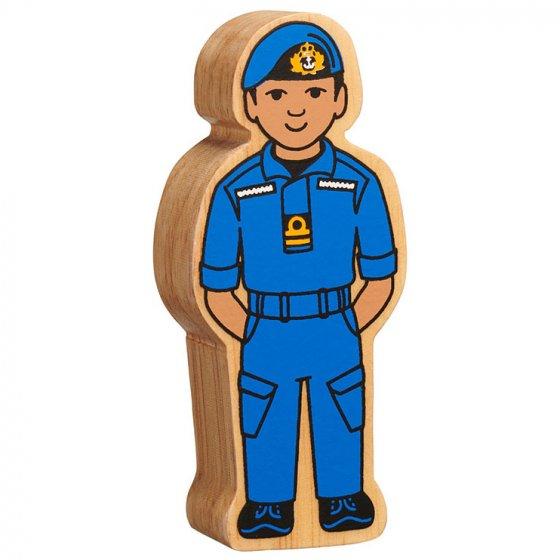 Lanka Kade Blue Navy Officer