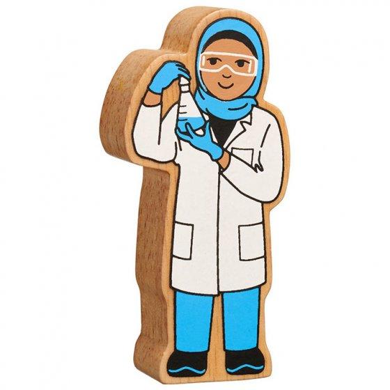 Lanka Kade Blue & White Scientist