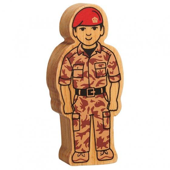 Lanka Kade Brown Army Officer
