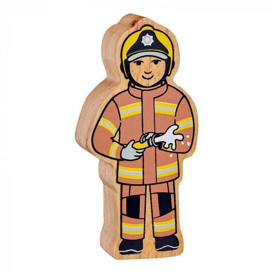 Lanka Kade Brown & Yellow Firefighter