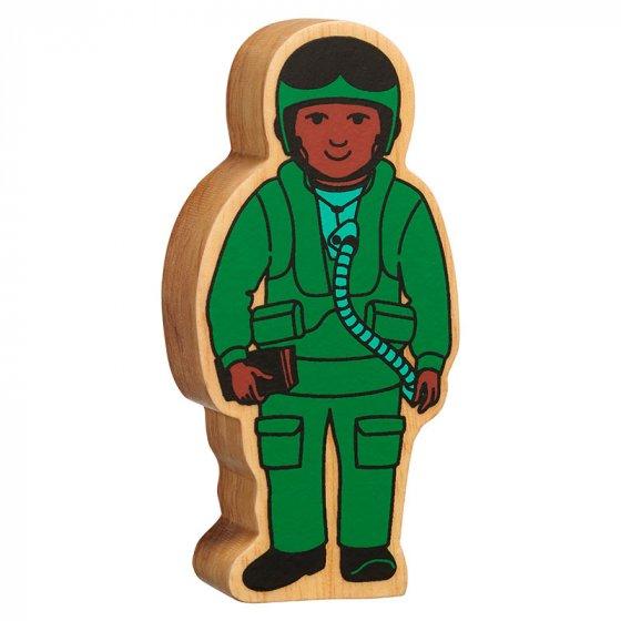 Lanka Kade Green Airforce Officer