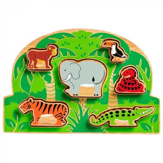 Lanka Kade Jungle Shape Sorter