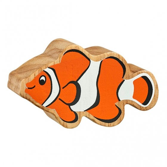 Lanka Kade Orange & White Clownfish