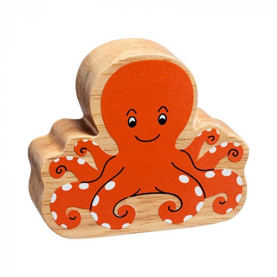 Lanka Kade Orange Octopus