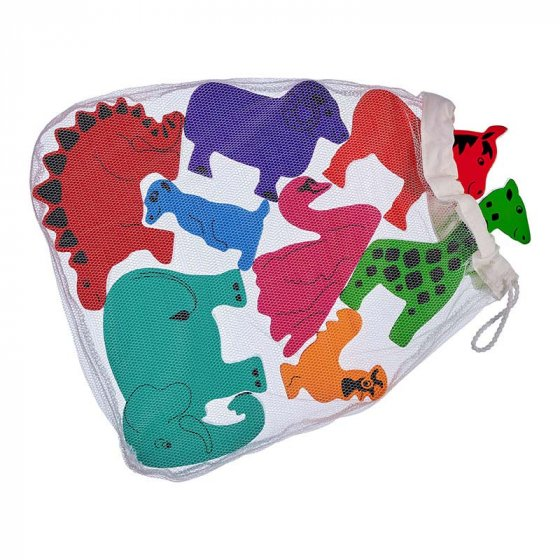 Lanka Kade Rainbow Animals Bag of 8