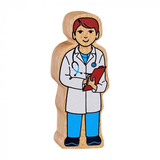 Lanka Kade White & Blue Doctor