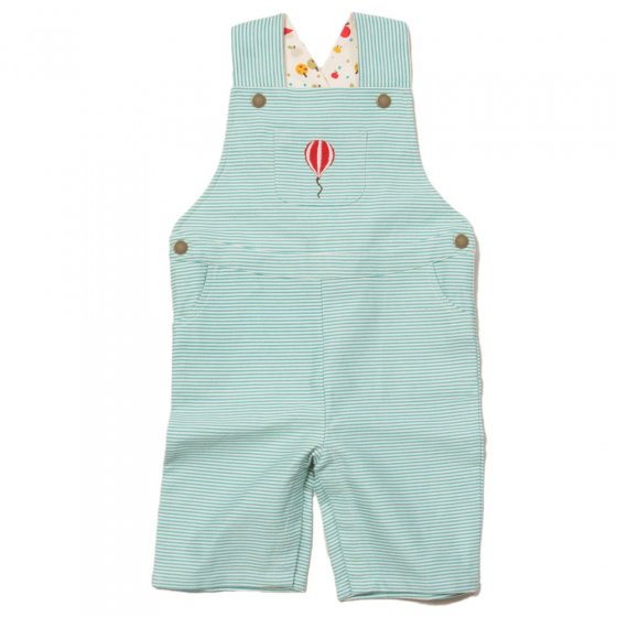 LGR Balloon Classic Shortie Dungarees