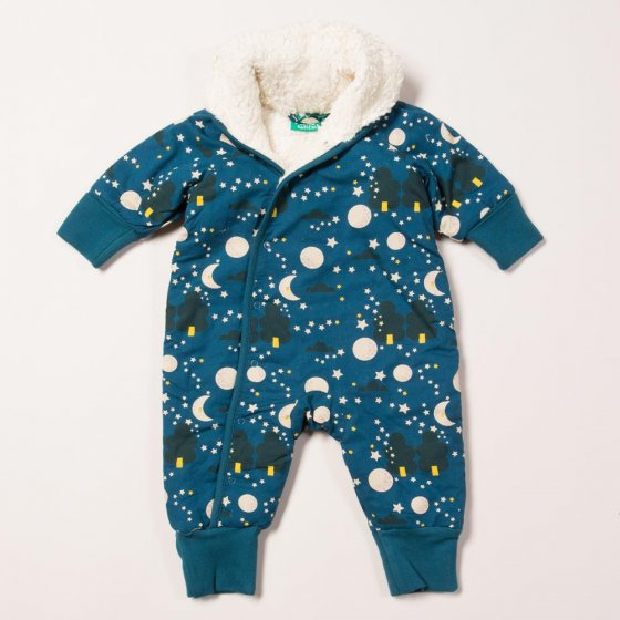 LGR Moon and Stars Snowsuit