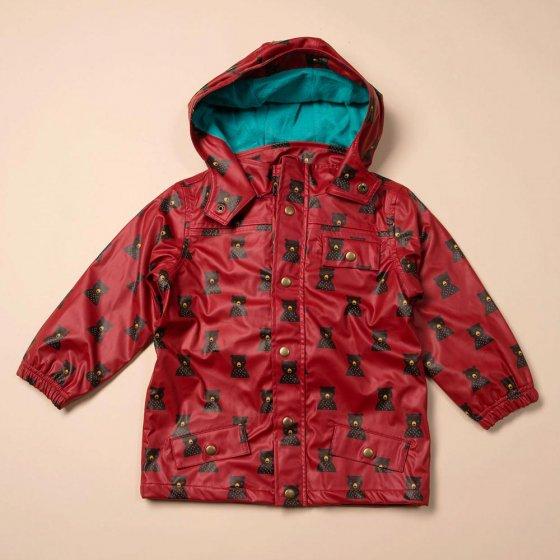 LGR Mountain Bear Waterproof Raincoat