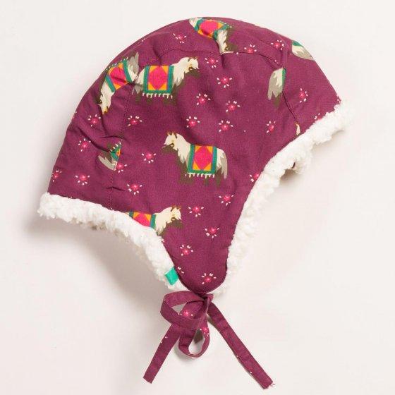 LGR Nordic Horses Sherpa Hat
