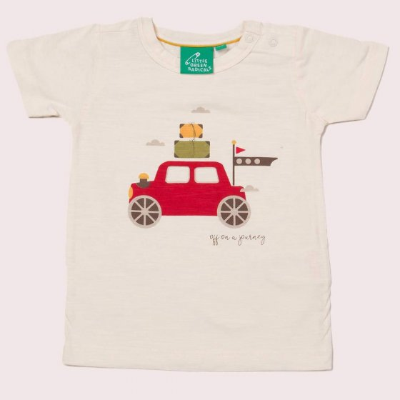 LGR Off On A Journey Print T-Shirt