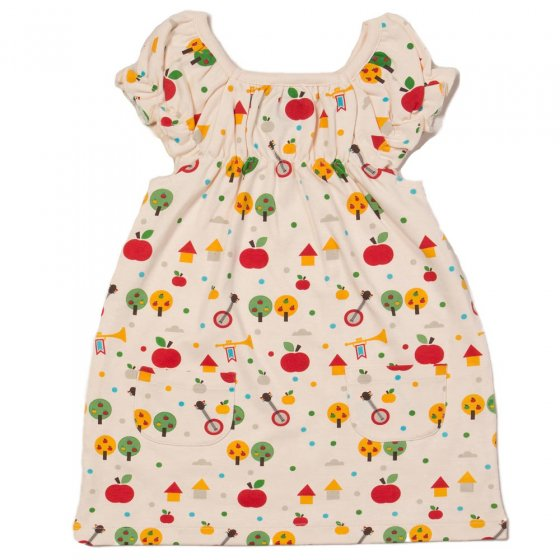 LGR Apple Trees Playdays Dress