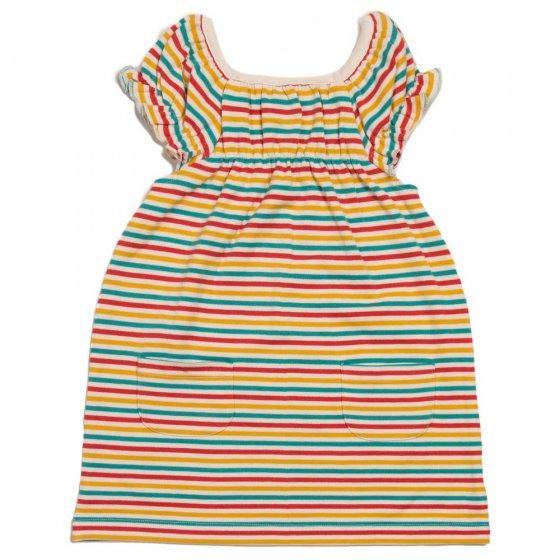 LGR Rainbow Stripe Playdays Dress