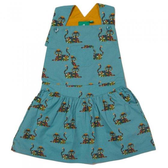 LGR Rainbow Tigers Pinafore Dress