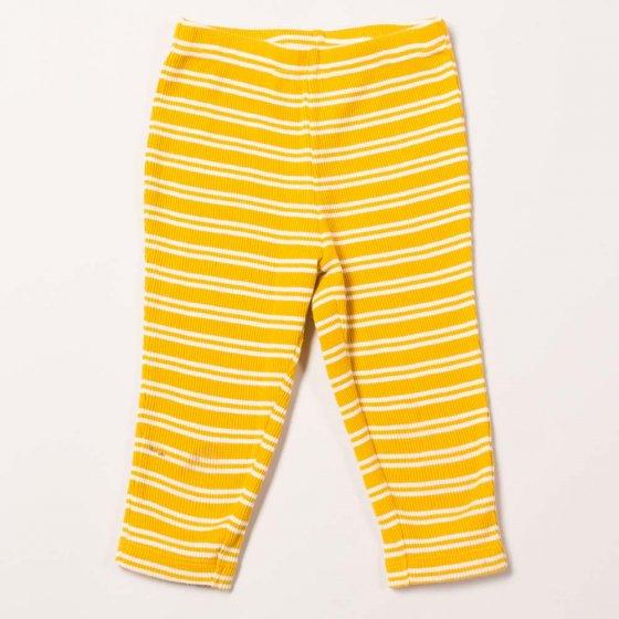 LGR Gold Stripes Forever Rib Leggings