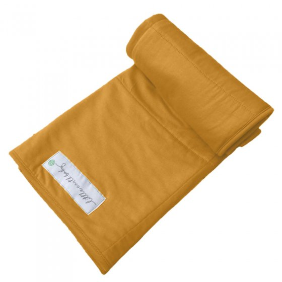 Pure Earth Collection Family Size Bamboo Baby Blanket - Saharan Sunset