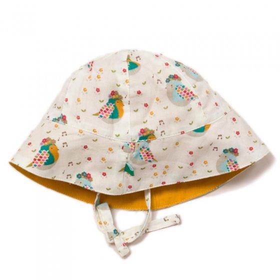 LGR The Birds Did Sing Reversible Sun Hat
