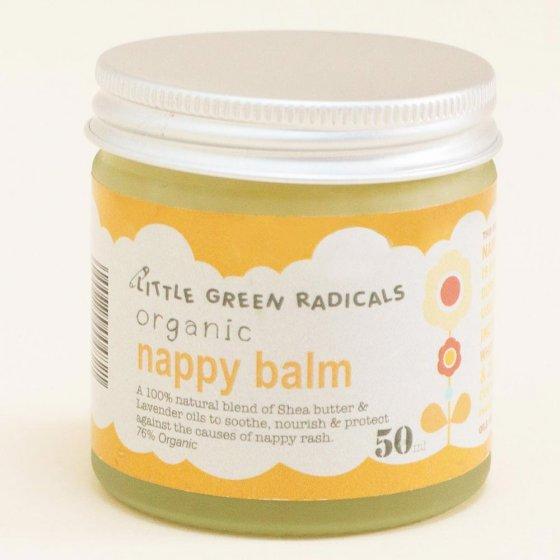 LGR Natural Nappy Balm