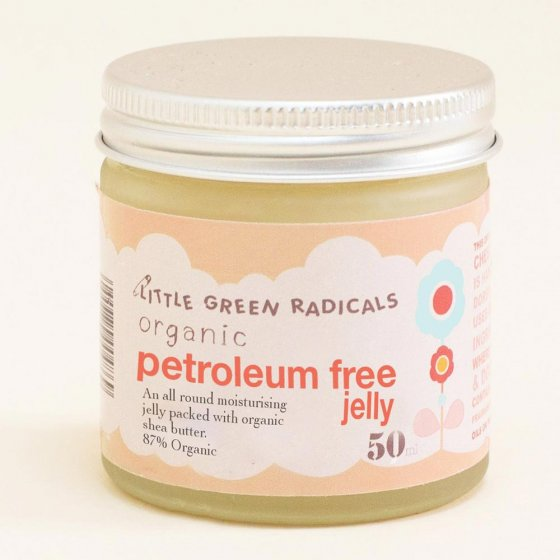 LGR Natural Petroleum Free Jelly