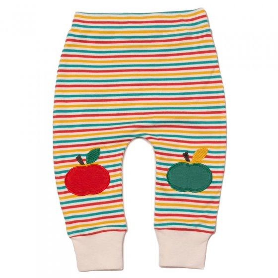 LGR Rainbow Stripes Apple Joggers