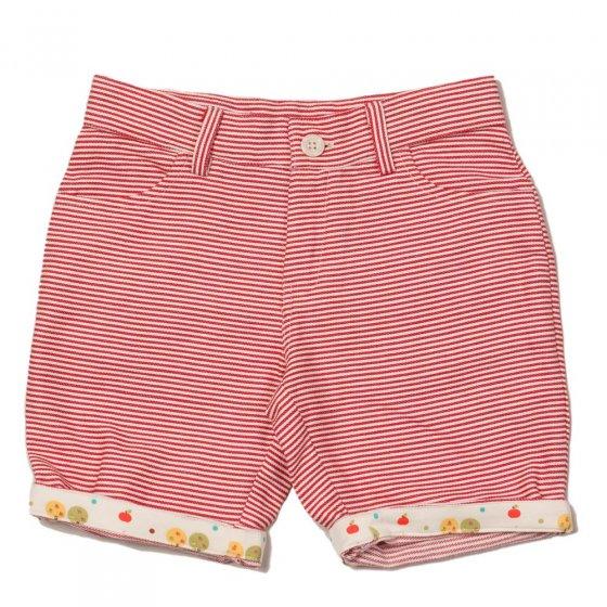 LGR Red Stripe Sunshine Shorts