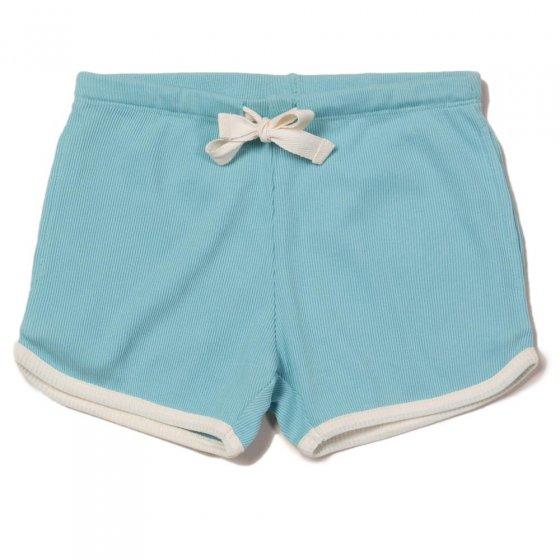 LGR Corn Silk Rib Essential Shorts