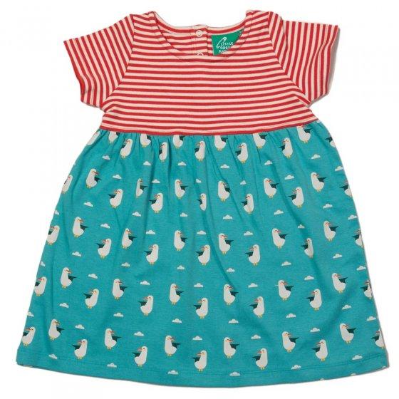 LGR Summer Seagull Easy Peasy Dress