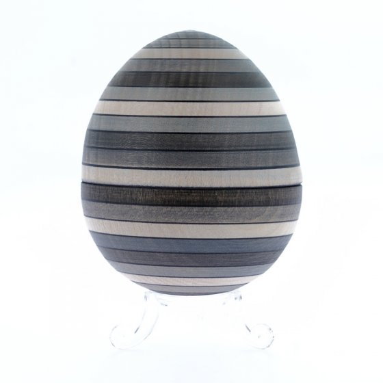 Mader Roly-poly Egg - Graphite