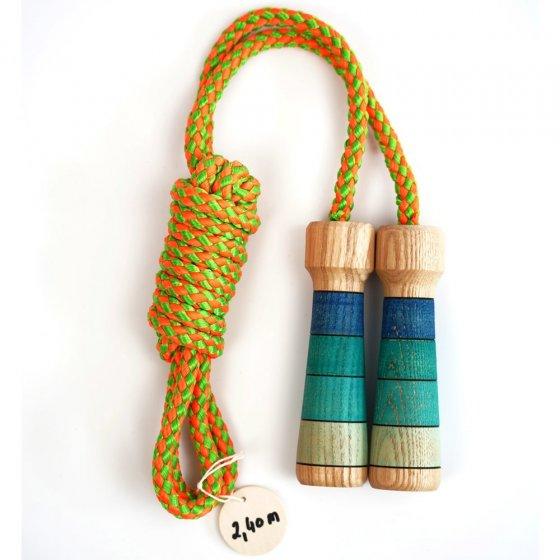Mader Skipping Rope Blue Handles