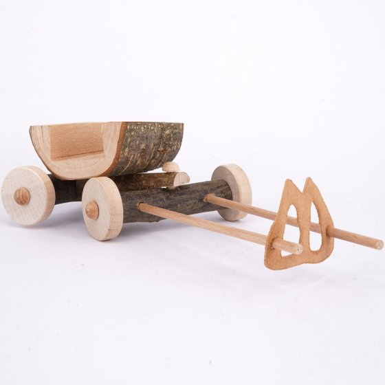 Magic Wood Carriage