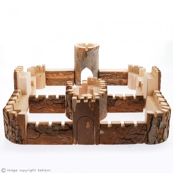 Magic Wood Camelot Castle - 35 Pieces
