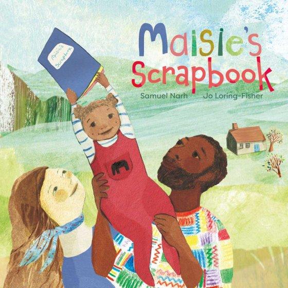 Maisie's Scrapbook by Samuel Narh